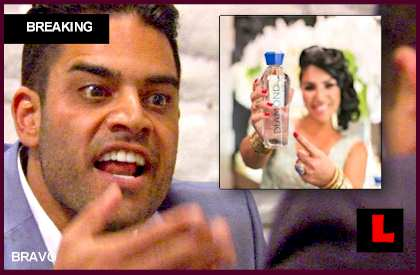 Diamond Water Asa Launch on Shahs: Jessica Rescues Mike
