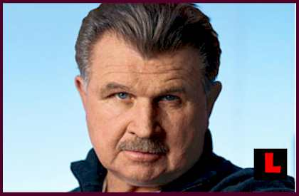 Ditka Suffers Stroke, Still Feels Fine
