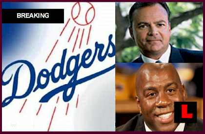 Dodgers New Owners 2012 Bidders Including Rick Caruso, Magic Johnson Revealed Today