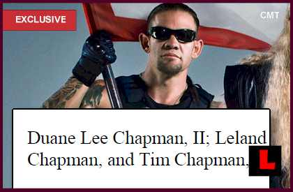 Dog the Bounty Hunter Leland Chapman Gets Tossed from Court: EXCLUSIVE