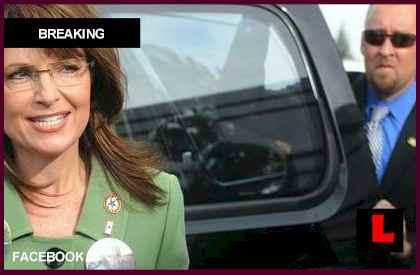 David Chaney Sarah Palin Facebook Photos Prompt Further Secret Service Fallout
