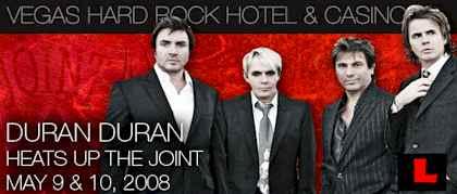 Duran Duran Las Vegas
