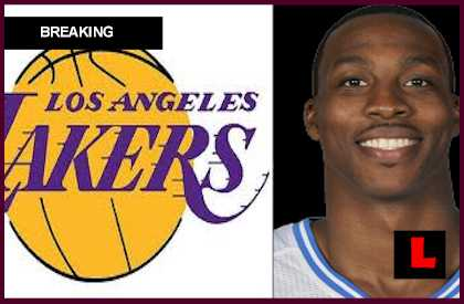 Dwight Howard Lakers Trade Prompts Los Angeles Press Conference Anticipation