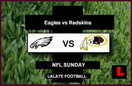 score live Eagles vs. Redskins 2012: Nick Foles Starts Against RG3
