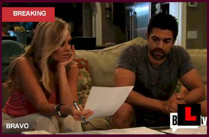 Eddie Judge Demands Alexis Bellino Uninvited from Tamra Barney Wedding