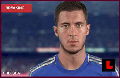 Eden Hazard Charged for Ball Boy Kicking of Charlie Morgan