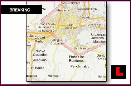 El Salvador Secret Service Scandal Prompts San Salvador Investigation