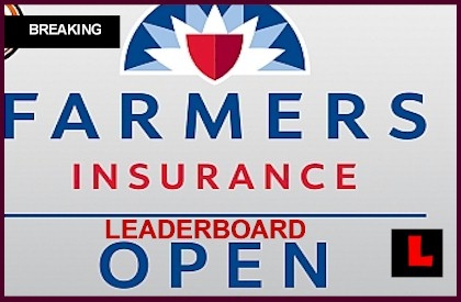 PGA Leaderboard 2015 Prompts Farmers Insurance Open Tiger Woods Results