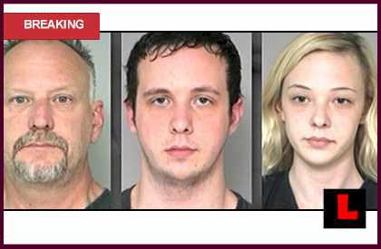 Father, Son, Daughter Arrested in  Ronald Catt Alleged Crime Spree