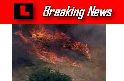 Chino Hills Fire Corona Fire Pomona Fire