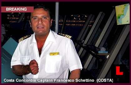 Francesco Schettino, Costa Concordia Captain, Abandoned Italian Cruise Ship: Prosecutors
