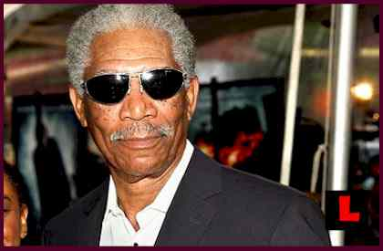 Morgan Freeman Tea Party Remarks Revealed in Piers Morgan Interview