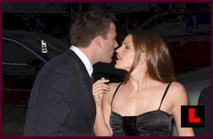 Jennifer Garner Ben Affleck