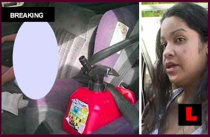 Gas Can Mom Sandra Ramirez Dispute Child Car Seat Story