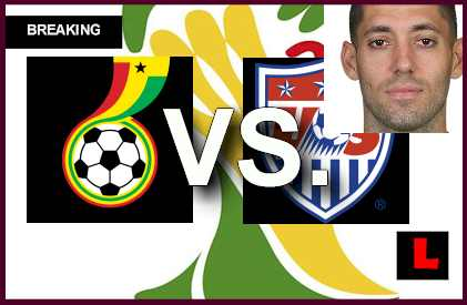 Ghana vs. USA 2014 Score: Clint Dempsey Delivers World Cup Goal, Nose Injury