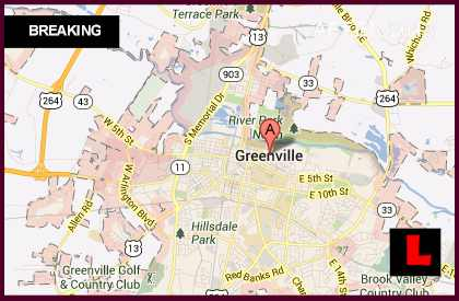 Greenville Shooting 2013 Today Strikes Kellum Law Firm, Walmart