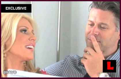 Gretchen Rossi Engaged, Proposes to Slade Smiley on RHOC? EXCLUSIVE