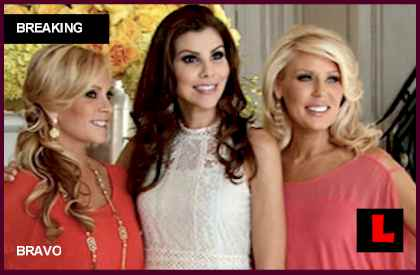 Gretchen Rossi, Tamra Barney Wines by Wives Team up