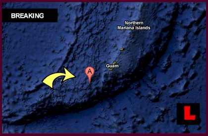Guam Earthquake Today Marks Strongest Recently in Region