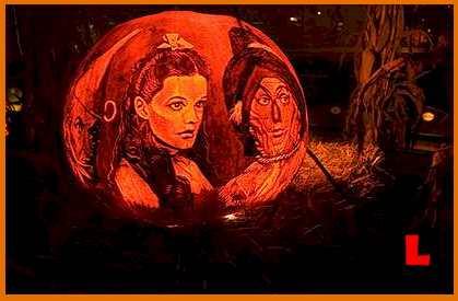 Celebrity Pumpkins
