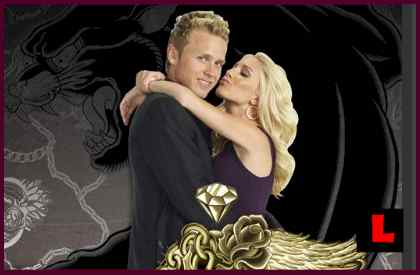Heidi Montag Spencer Pratt New Years Eve