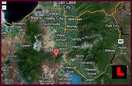 Herriman Utah Fire Effort Battles Containment As Wildfires
