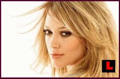 Hilary Duff Wedding Photos Excitement