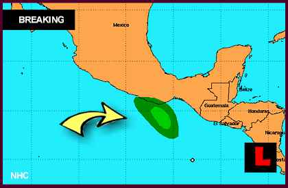 Hurricane Carlotta 2012 Projected Path Prompts Mexico Watch