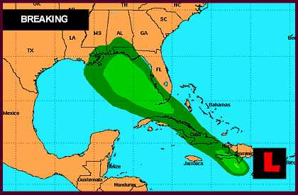 Hurricane Isaac 2012 Projected Path Leaves Florida Tracking for Sunday