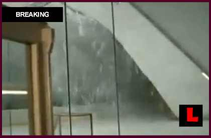 Ice Rink Roof Collapses in Slovakia, Video Depicts Terror