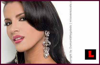 Ivian Sarcos Miss Venezuela Wins Miss World 2011