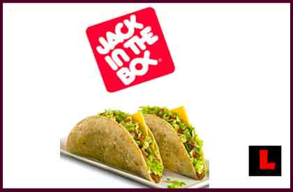 Jack In the Box - Two Free Tacos Heat Up