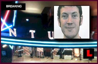 James Holmes, Aurora Shooting 2012 Suspect 2012, Arrested