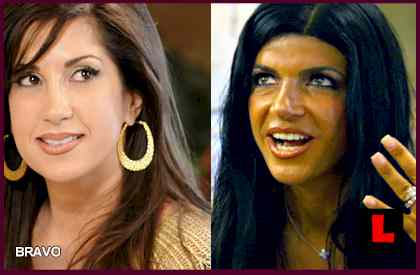 Jacqueline Laurita Not Quitting Housewives Because of Teresa Giudice