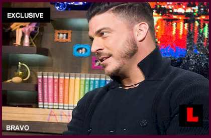 Jax Taylor Vanderpump Rules Gets WWHL & Monogram Pillow Cases: EXCLUSIVE