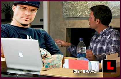 Vanilla Ice Takes on Jeff Lewis in New Reality Show