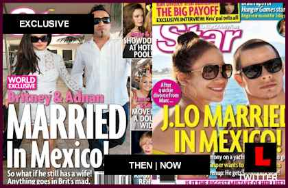 Jennifer Lopez Married on Jennifer Lopez  Casper Smart Not Married In Mexico Like Britney Spears
