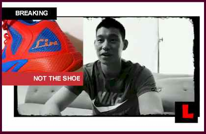 Jeremy Lin Shoe Deal Confirmed as Nike Zoom Hyperfuse Linsanity Edition