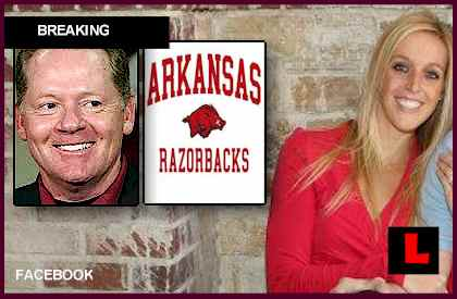 Jessica Dorrell Arkansas Hiring was Days Before Bobby Petrino Wreck