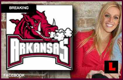 Jessica Dorrell Photos, Bobby Petrino Scandal Doesn't Derail Arkansas Razorbacks Training