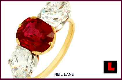 Jessica Simpson Engagement Ring Sparks Ruby Sales