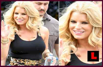 Jessica Simpson Weight PHOTOS