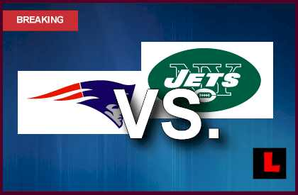 Jets vs. Patriots 2013 Game Scores Channel Confusion Tonight live score results below