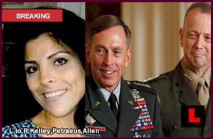 Jill Kelley, John Allen Emails Prompt Second Petraeus Scandal