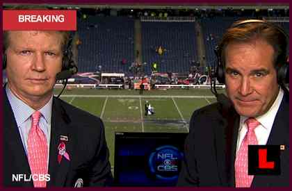 Jim Nantz Confused, Claims Jets Win Against Patriots