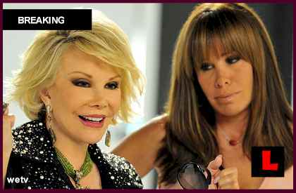 Melissa Rivers Boyfriend Jason Zimmerman Cheating Revisited by Joan Rivers Finale