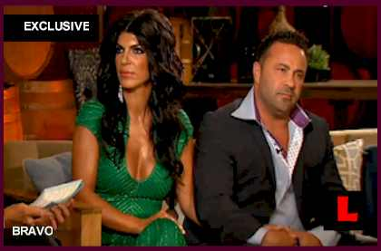 39 count indictment Joe Giudice Prison Term Sought for RHONJ Salary Stmt: EXCLUSIVE