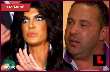 Joe Giudice Mistress Claims and Jail Time Prompt Teresa Giudice Spinoff