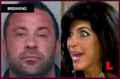 Joe Giudice Jail Chances Prompt Joe Gorga, Teresa Giudice Strain