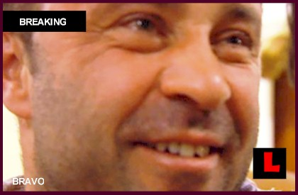 ... prison Joe Giudice Chooses Teeth Whitening over Court: Teresa Giudice